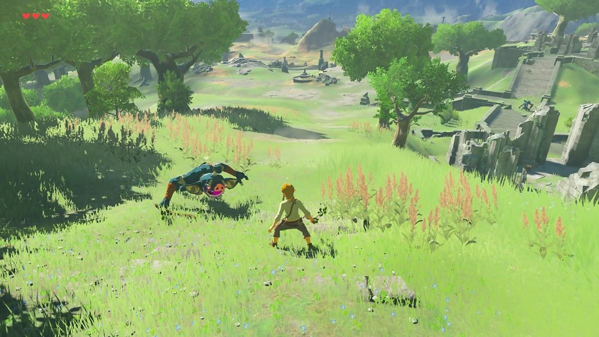 Zelda Le Prochain Jeu Fait Parler De Lui Nintendo Recrute Des Personnes