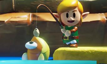 The Legend of Zelda Link's Awakening : 30 min de gameplay, c'est Nintendo qui régale