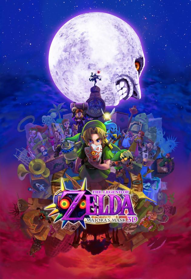 The Legend of Zelda : Majora s Mask 3D