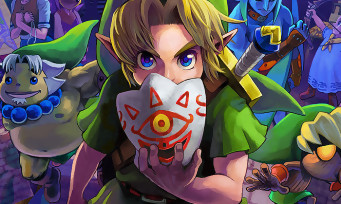 Zelda Majora's Mask 3D : le trailer sur 3DS