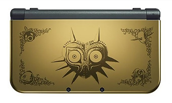 The Legend of Zelda Majora's Mask 3D : un trailer avec la 3DS collector