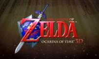 The Legend of Zelda : Ocarina of Time 3D - Trailer US