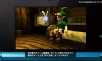 The Legend of Zelda : Ocarina of Time 3D - vidéo de gameplay #1