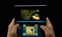 The Legend of Zelda : Ocarina of Time 3D - vidéo de gameplay gyroscope