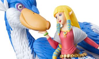Zelda Skyward Sword HD : l'amiibo Zelda et son Célestrier annoncé en vidéo