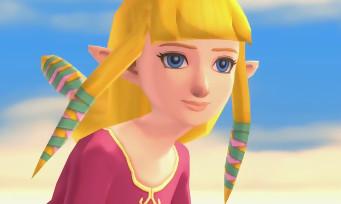 Zelda Skyward Sword HD : Nintendo revient sur les améliorations techniques
