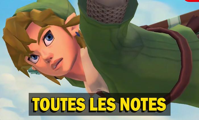 Test Zelda Skyward Sword HD : le Zelda le moins bien noté ? Voici toutes les reviews dans le monde