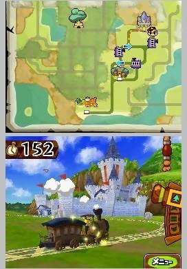 The Legend of Zelda : Spirit Tracks