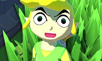 Zelda Wind Waker HD : le story trailer