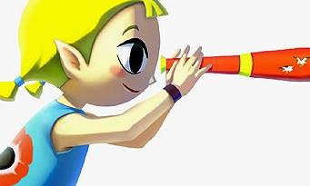 Zelda The Wind Waker HD : gameplay trailer
