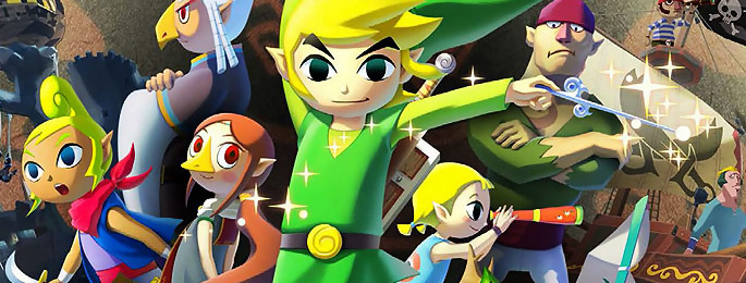 Test Zelda The Wind Waker HD sur Wii U