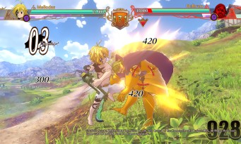 The Seven Deadly Sins : Knights of Britania