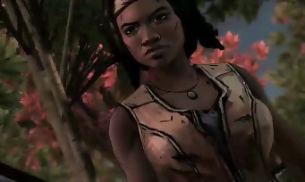 The Walking Dead Michonne : le trailer de gameplay du jeu sur PS4
