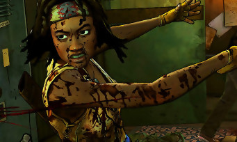 The Walking Dead Michonne : trailer de gameplay sur PS4