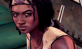 The Walking Dead Michonne : un trailer avec des coups de machette