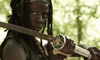 The Walking Dead : les développeurs expliquent le choix de Michonne