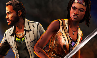 The Walking Dead Michonne : un trailer violent pour le second épisode