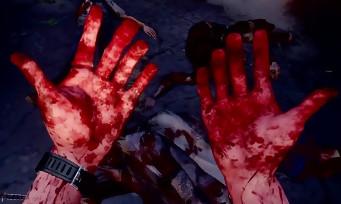 The Walking Dead Saints & Sinners : voici le trailer de lancement sur PS4