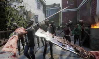 The Walking Dead : Saints & Sinners