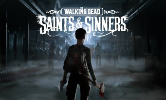 The Walking Dead : Saints & Sinners