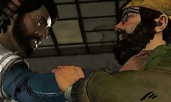 The Walking Dead Saison 3 : trailer de gameplay de l'Episode 4