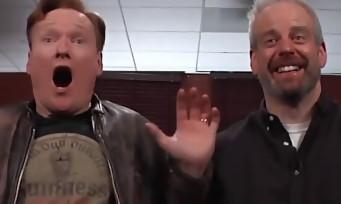 The Witcher 3 : Le Let's Play de Conan O'Brien avec du sexe dedans