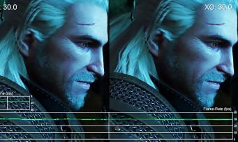 The Witcher 3 : le framerate est meilleur sur Xbox One que sur PS4