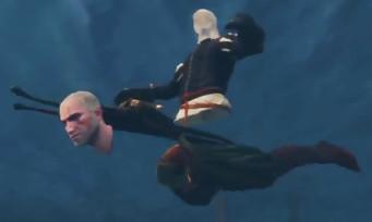 The Witcher 3 : des bugs gênants à la Assassin's Creed Unity