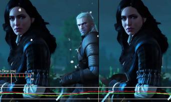 The Witcher 3 : comparatif vidéo avant et après le patch 1.03