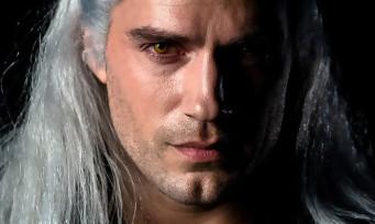 The Witcher : une première vidéo avec Henry Cavill en Geralt de Riv !