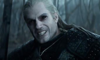 The Witcher : date et trailer avec Henry Cavill pour la série TV