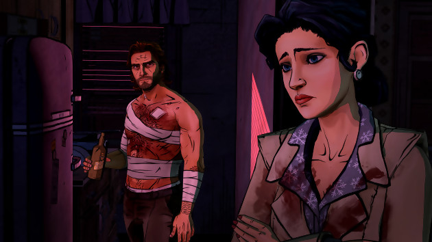 The Wolf Among Us : Episode 4 - In Sheep s Clothing