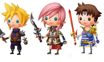 Theatrhythm Final Fantasy Curtain Call : le jeu sortira en France