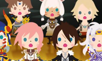 Theatrhythm Final Fantasy Curtain Call : une nouvelle vidéo à voir