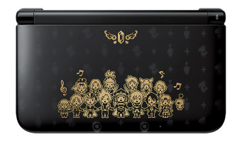 Theatrythm Final Fantasy Curtain Call : une 3DS XL collector au Japon