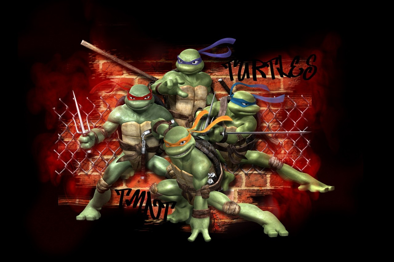 Test TMNT : Les Tortues Ninja