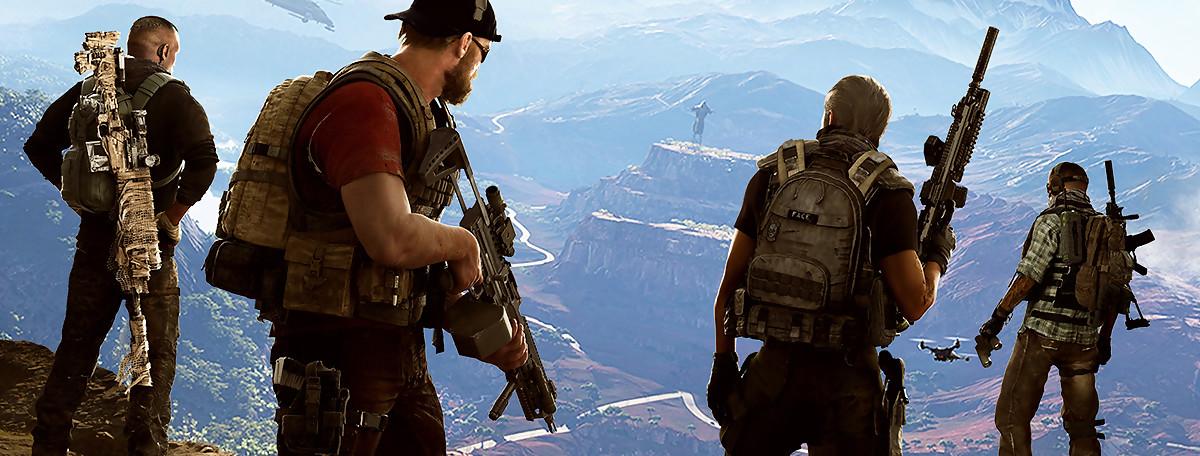 Test Tom Clancy's Ghost Recon Wildlands sur PS4
