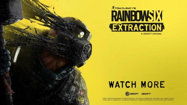 Tom Clancy s Rainbow Six Parasite