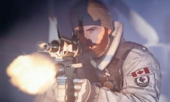 Rainbow Six Siege : trailer du DLC Black Ice