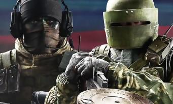 """Rainbow Six Siege : un 1er trailer pour le DLC """"Opération Red Crow"""""""