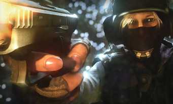 Rainbow Six Siege : trailer de gameplay pour Phantom Sight
