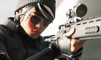 Rainbow Six Siege : le trailer de lancement pour l'Opération White Noise