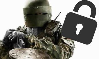 Rainbow Six Siege : l'authentification obligatoire en classé !