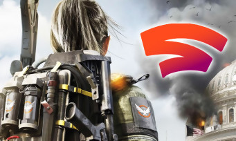 The Division 2 : c'est officiel, le TPS d'Ubisoft ressort sur Stadia