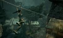 Une des principales activités de ce Tomb Raider