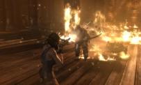 Lara fout le feu un peu partout pendant les dernières heures