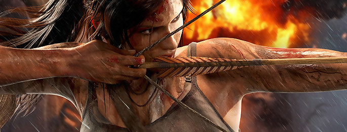 Test TOMB RAIDER 2013