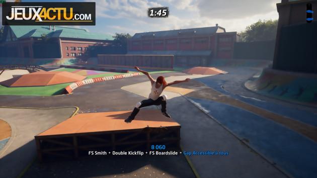 Tony Hawk s Pro Skater 1 + 2 Remake