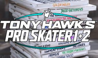 Tony Hawk's Remake : voici le contenu de la BO, des absences