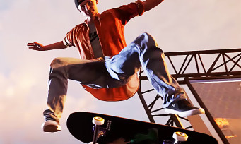 Tony Hawk's Pro Skater 1+2 : un trailer de lancement qui donne la pêche